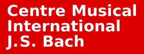 Centre Musical International J.S. Bach